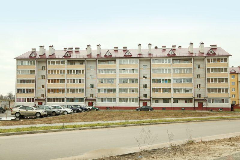 фото ЖК по ул. Ворошилова
