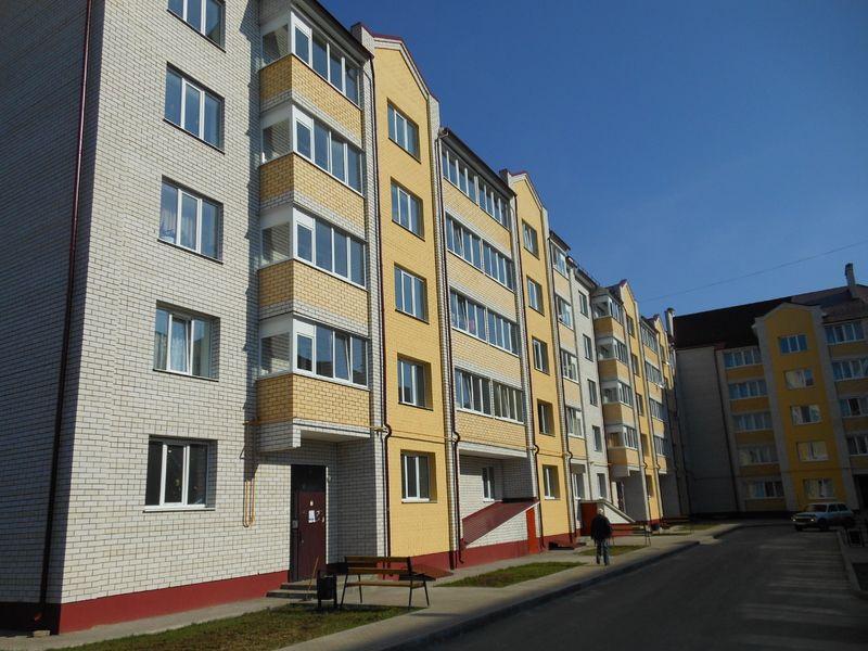 жилой комплекс по ул. Ворошилова