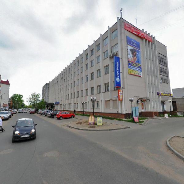 Бизнес-центр Вагжановский