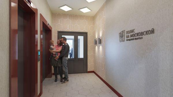 8-я Фотография ЖК «Полис на Московской»
