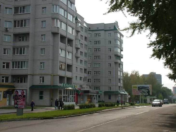 жилой комплекс Яблоневый сад