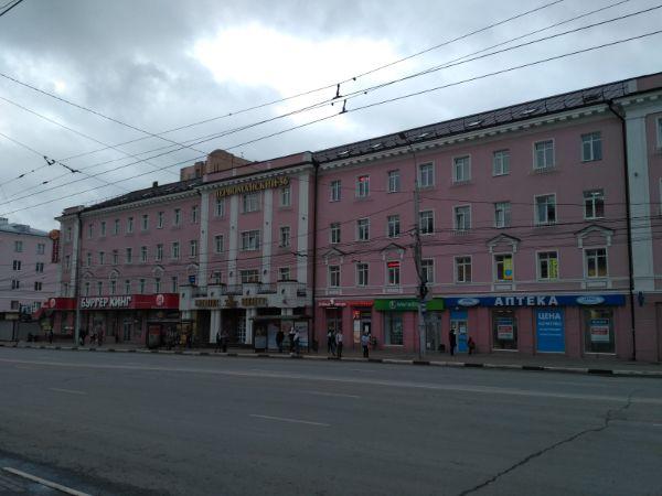 Бизнес-центр Первомайский-56