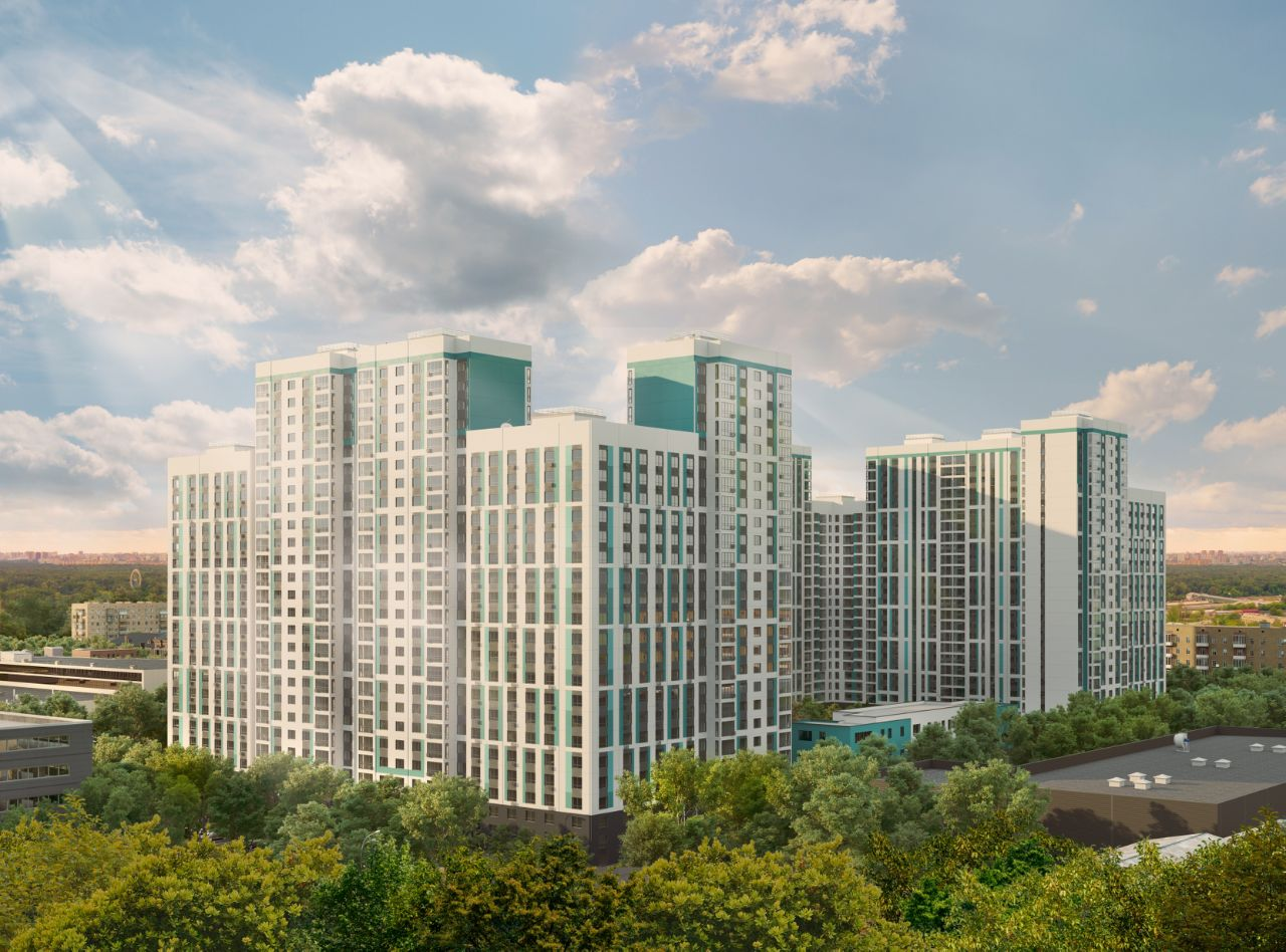жилой комплекс Семеновский парк