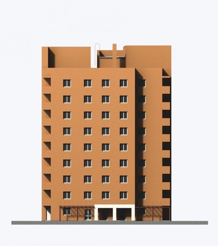 жилой комплекс по ул. Больничная