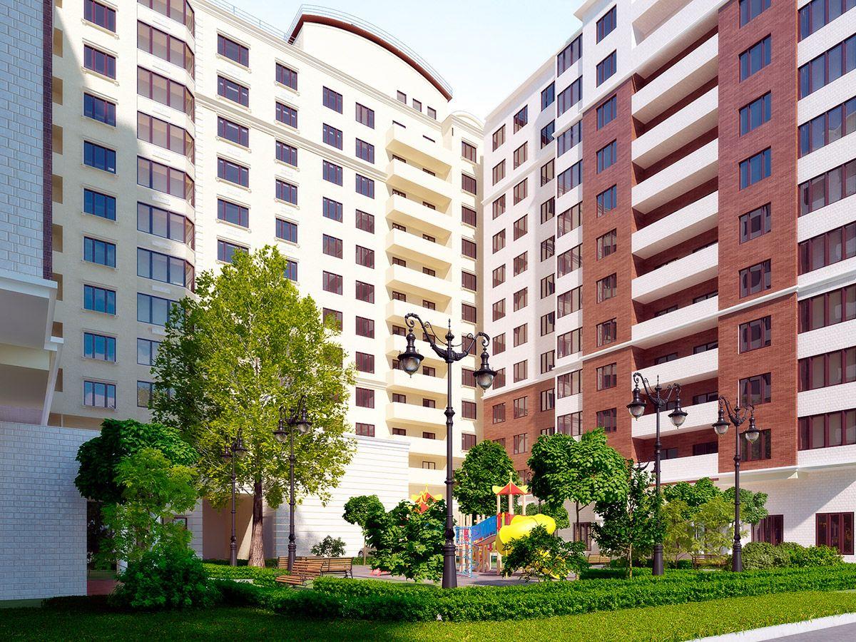 жилой комплекс Белграваия