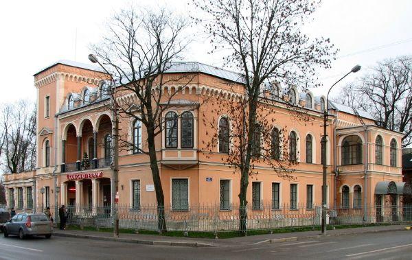 Аренда офисов в петергофе статистика коммерческая недвижимость москвы
