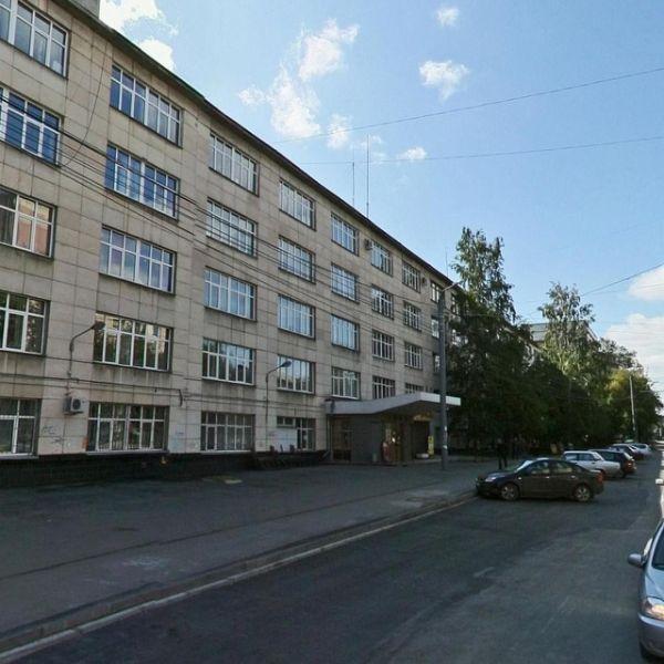 Офисное здание на ул. Сони Кривой, 73