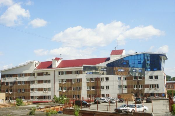 Бизнес-центр на ул. Орджоникидзе, 40