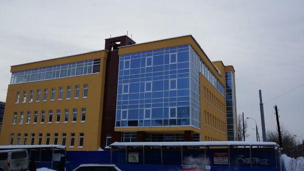 Бизнес-центр в Союзном переулке, 45