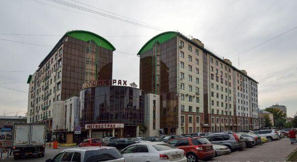 Офисно-жилой комплекс на ул. Октябрьская, 34