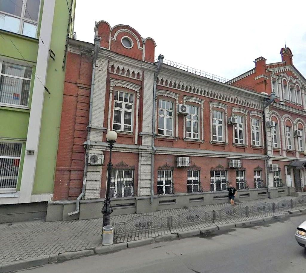 Бизнес Центр на ул. Фрунзе, 1