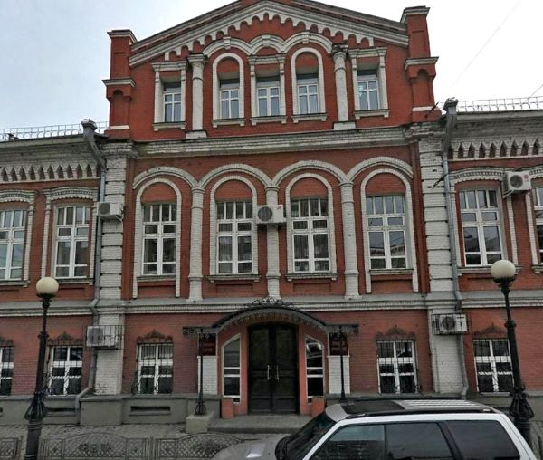 Административное здание на ул. Фрунзе, 1