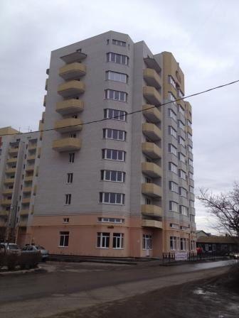 ЖК ул. Чугунова 18