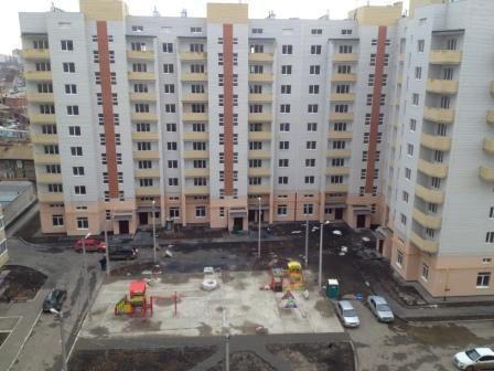 3-я Фотография ЖК «ул. Чугунова 18»