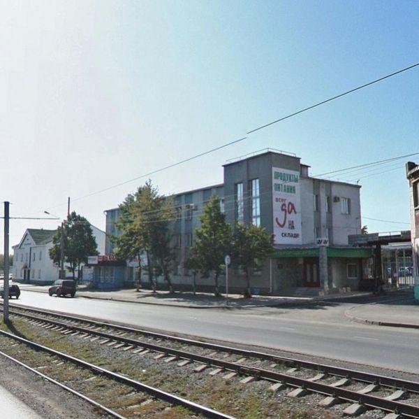Офисно-складской комплекс Кузнецкий