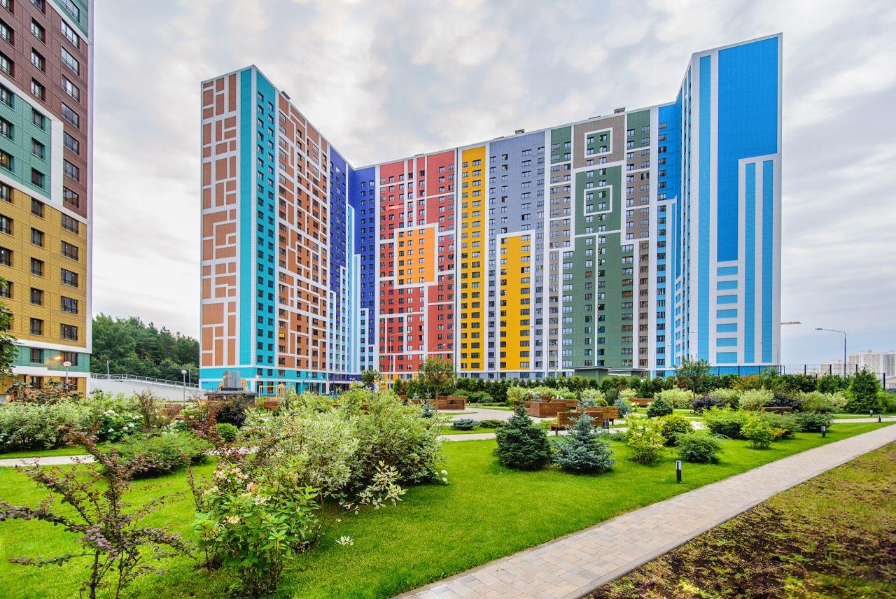жилой комплекс Эталон-Сити