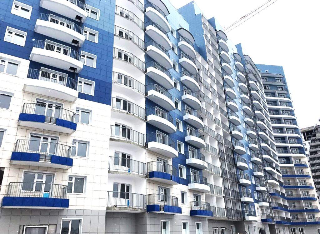 жилой комплекс дом 3-2, 203 микрорайон