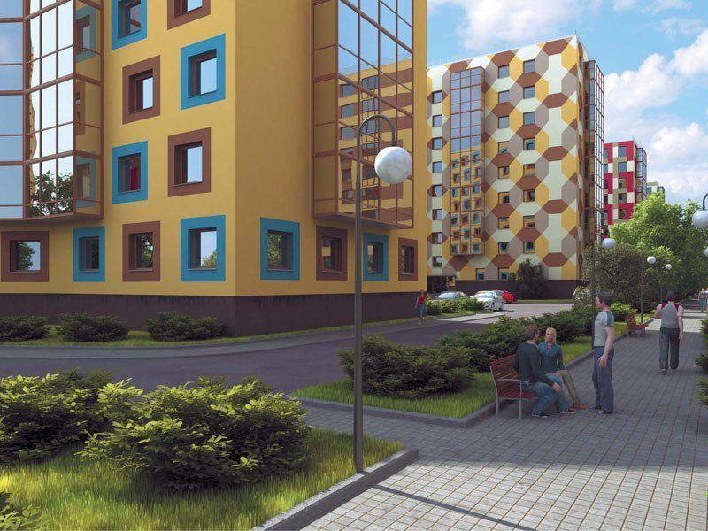 ЖК 7 столиц, квартал Вена