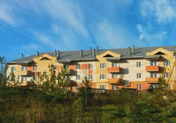 1-я Фотография ЖК «Дом в поселке Лесково»