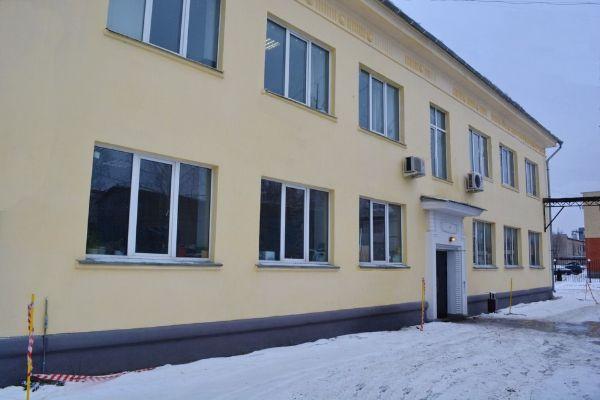 Бизнес-центр на проспекте Октября, 90А