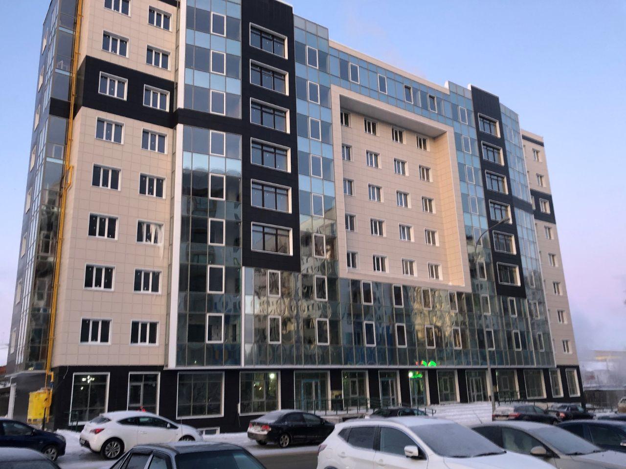жилой комплекс Комфорт