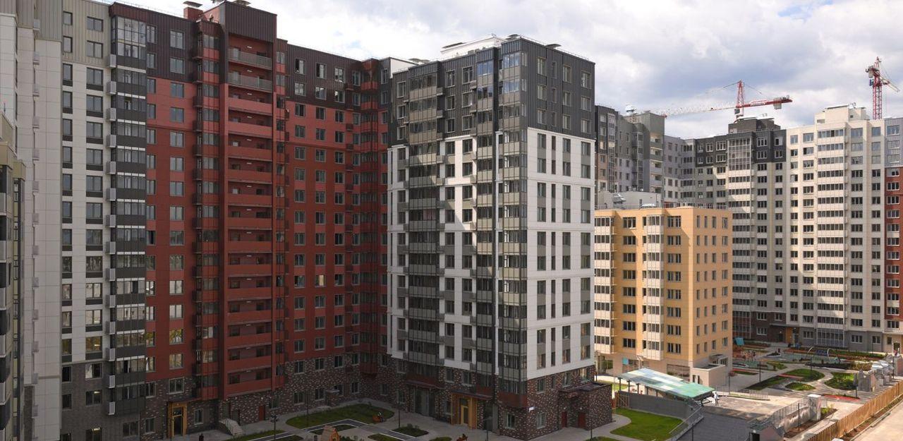 жилой комплекс Скандинавский