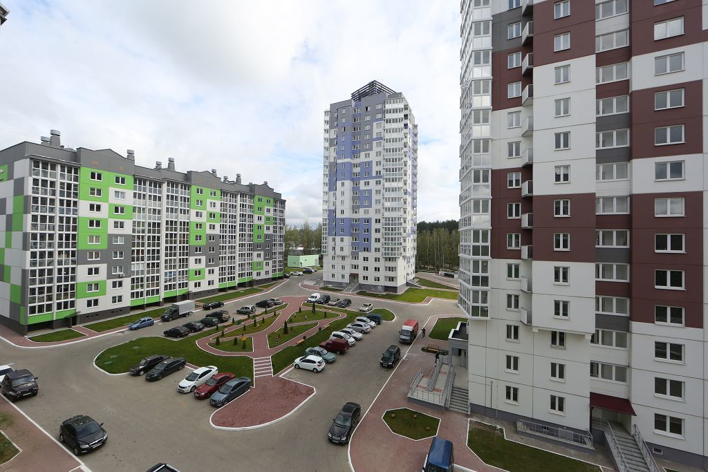 жилой комплекс Малиновка