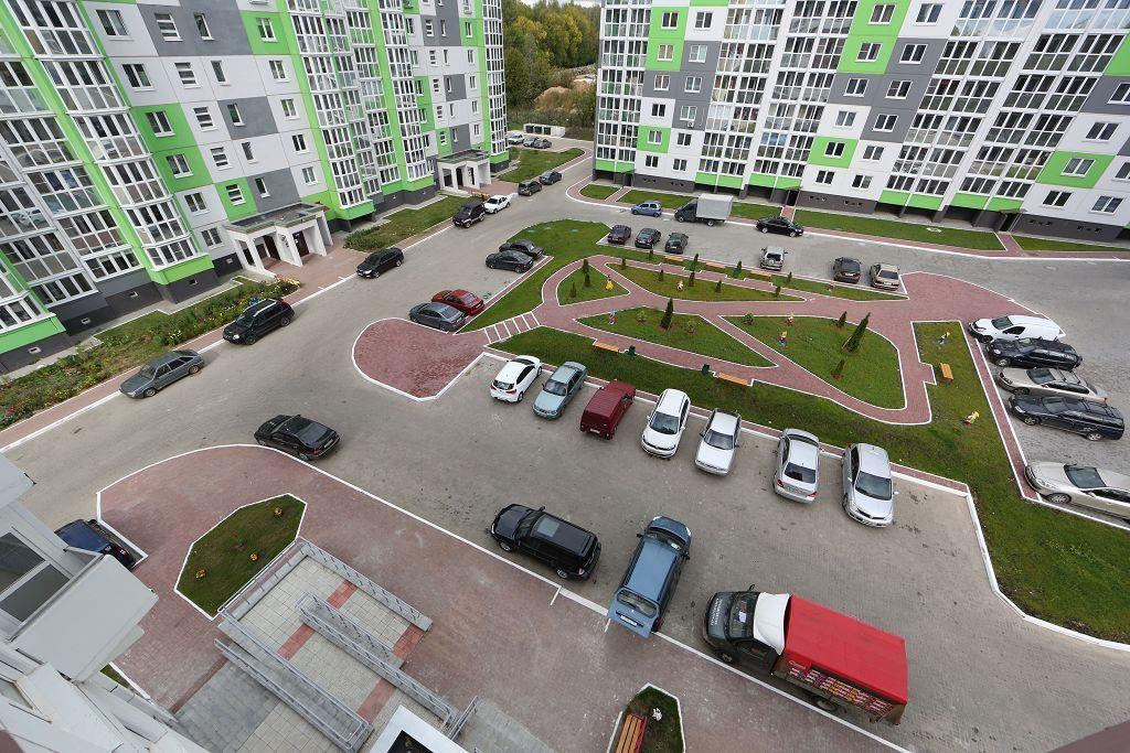 фото ЖК Малиновка