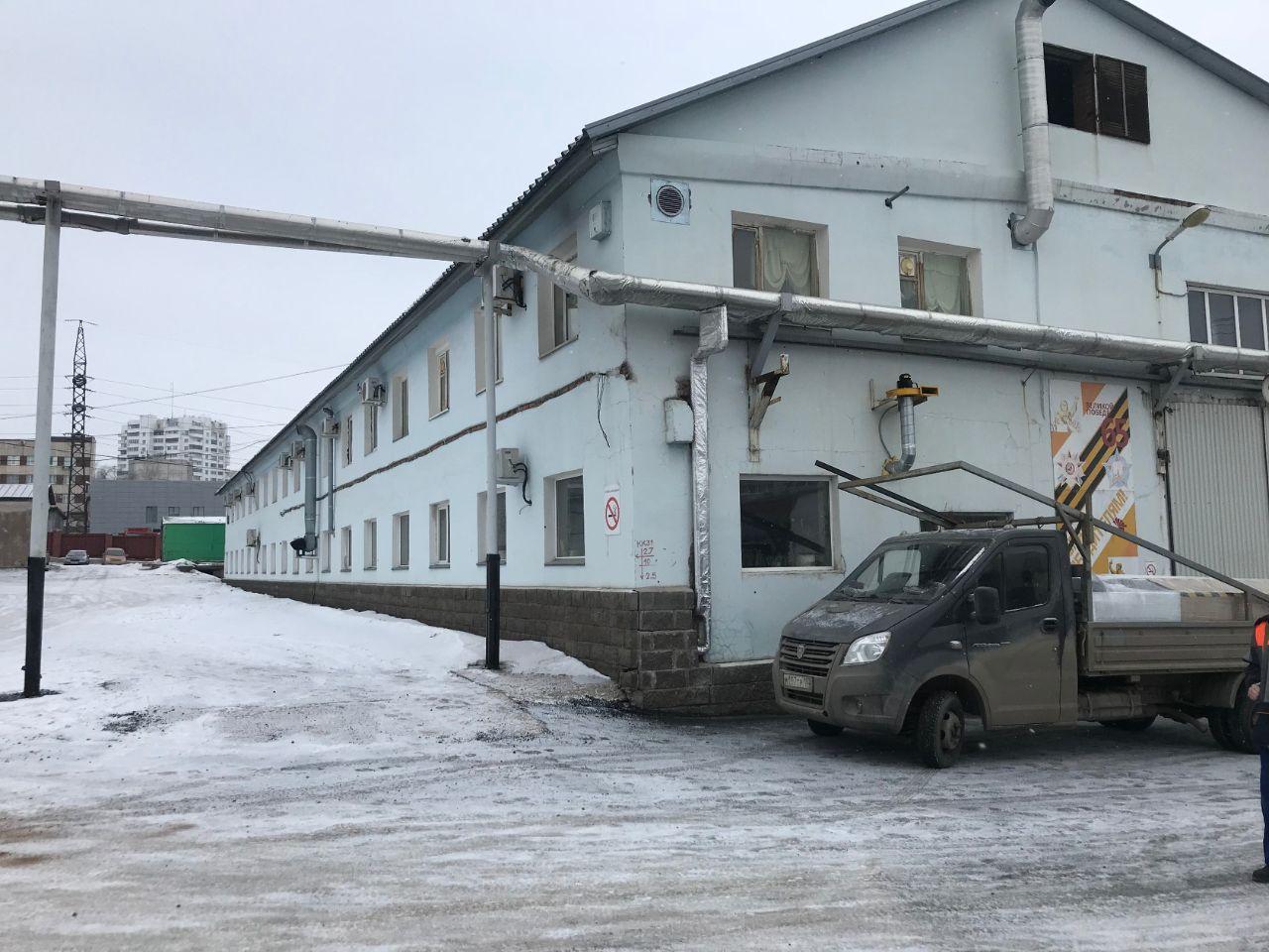 аренда помещений в БЦ БашНефтьГеофизика