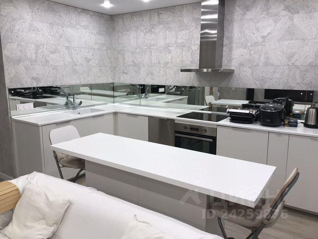 Продается однокомнатная квартира за 3 690 000 рублей. г Уфа, ул Октябрьской Революции, д 48 к 1.