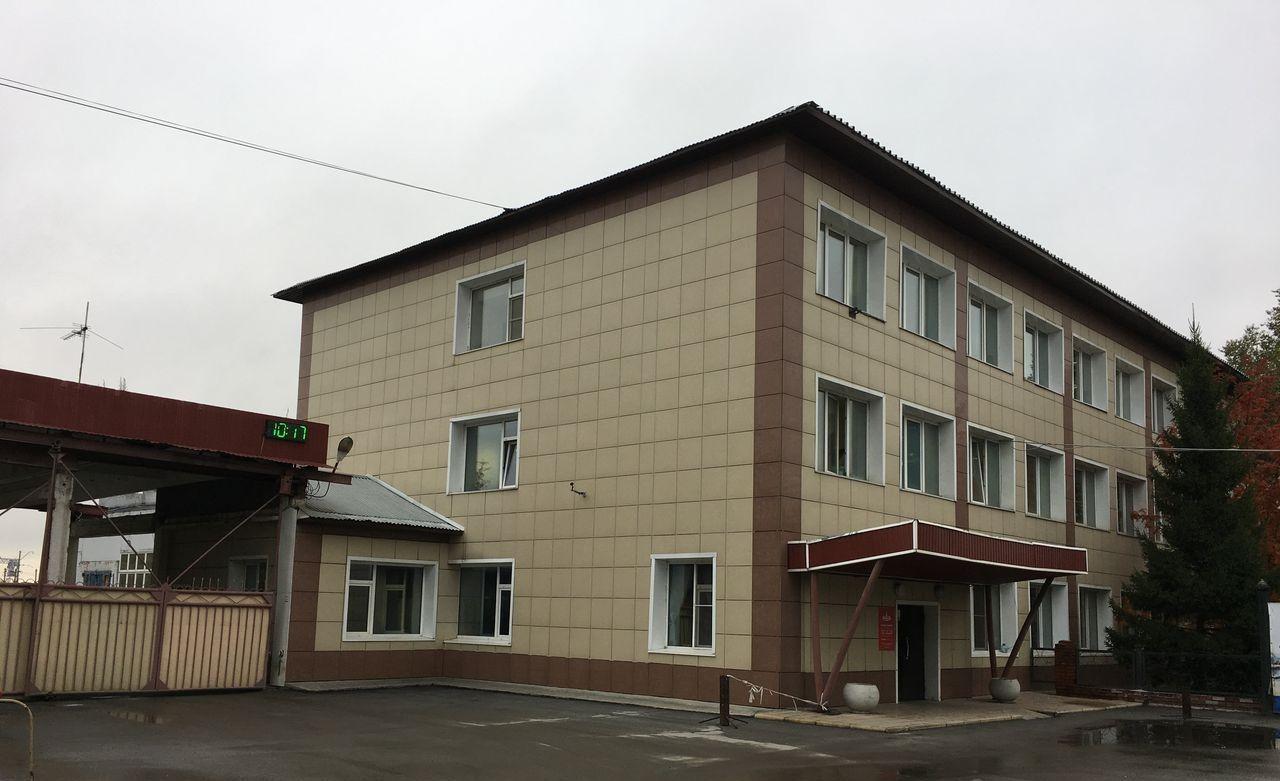 БЦ на ул. 2-я Складская, 7