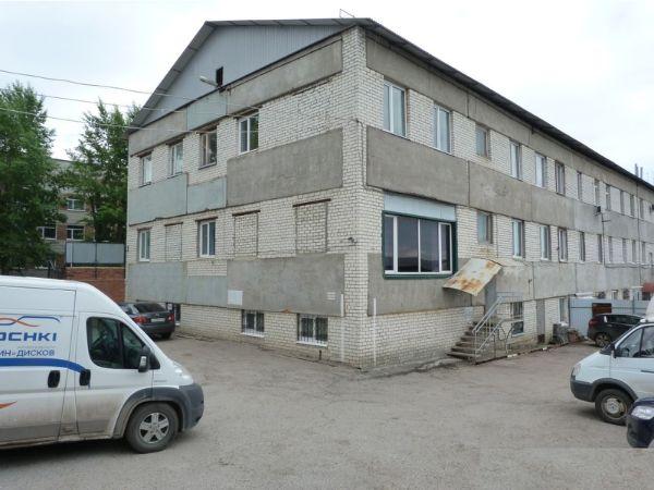 Офисное здание на ул. Маяковского, 38