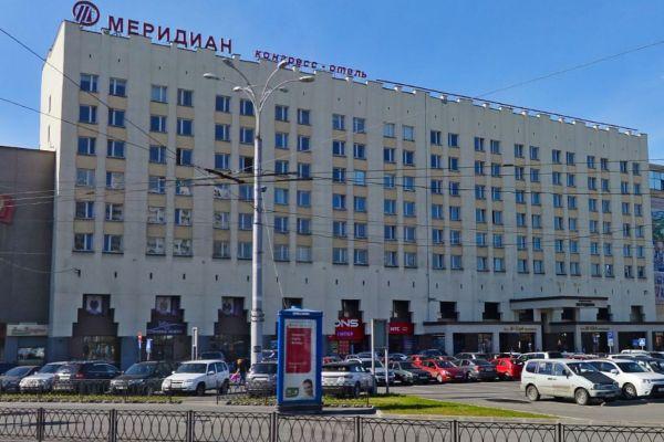 Офисно-гостиничный комплекс Меридиан
