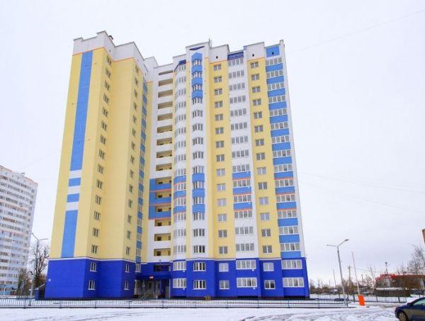1-я Фотография ЖК «по ул. Орловских партизан»