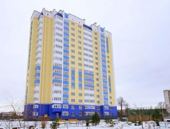 жилой комплекс по ул. Орловских партизан