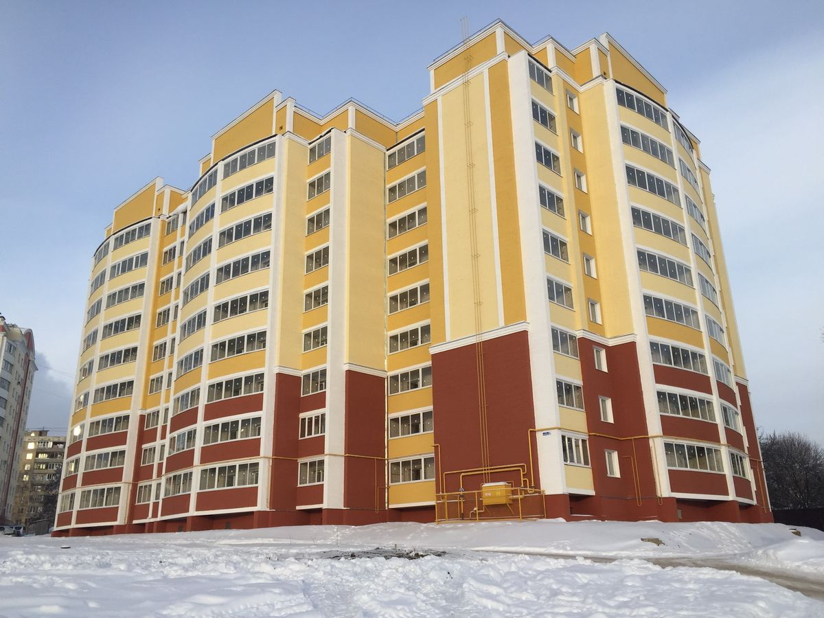 жилой комплекс по ул. Михалицына