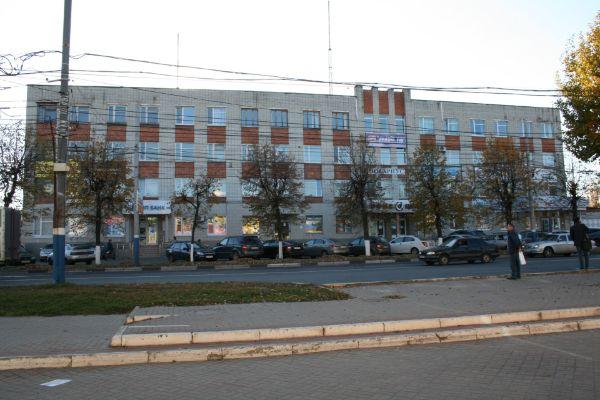 Офисный центр на ул. Красноармейская, 91