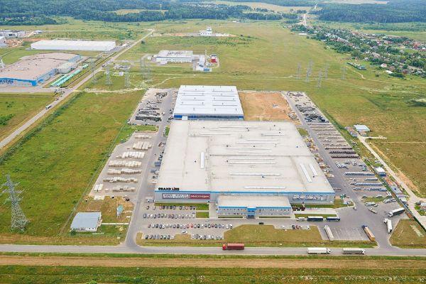 Производственно-складской комплекс во 2-м Восточном проезде, 2