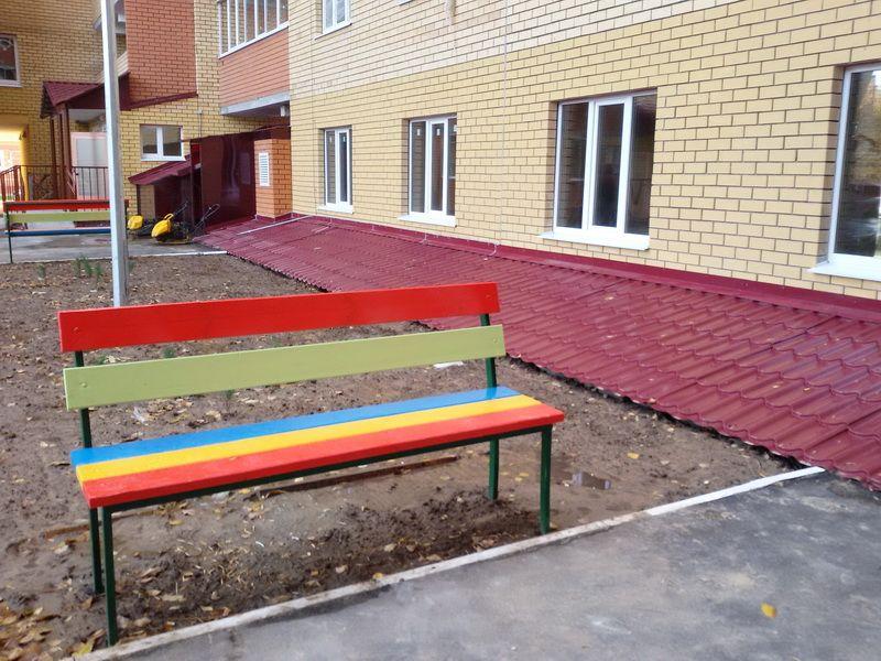 фото ЖК Зелёный дворик (Зеленый дворик)