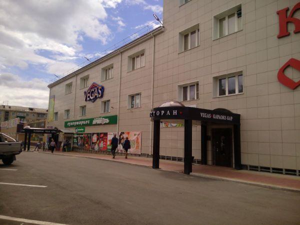 Торговый центр Садко