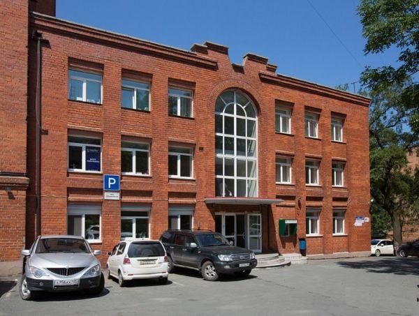 Офисное здание на ул. Бестужева, 21Б