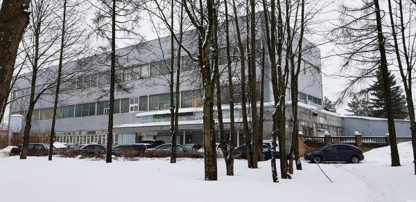 Складской комплекс Адмирал Красное Село