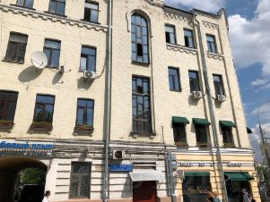 Снять помещение под офис Денежный переулок аренда офиса в москве юао
