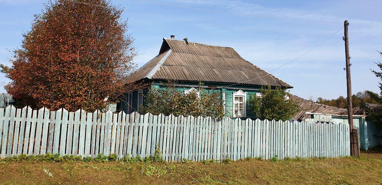 Продаю дом 61.8м² Тверская область, Торопецкий район, Белоглазово деревня - база ЦИАН, объявление 242155193