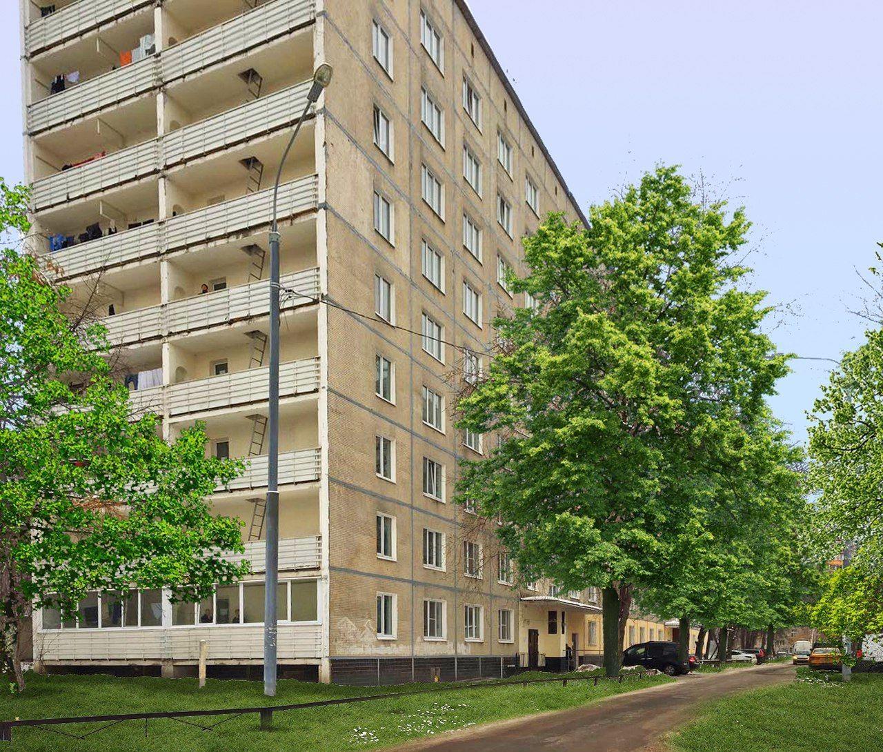 купить квартиру в ЖК Дом на Клинской