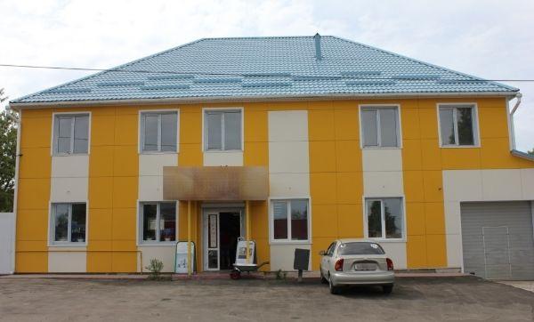 Отдельно стоящее здание на ул. Красина, 2