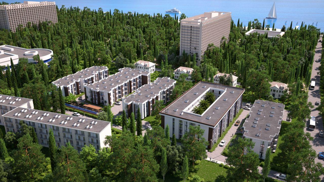 купить квартиру в ЖК Мадрид парк 2