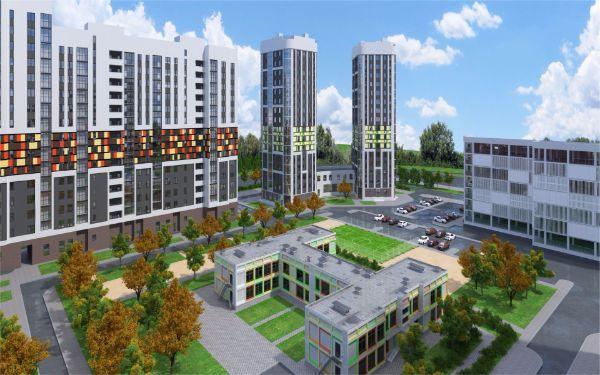 2-я Фотография ЖК «Рябиновый квартал»
