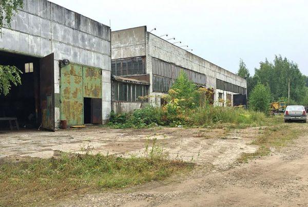 Производственный комплекс на Костромском шоссе, 8