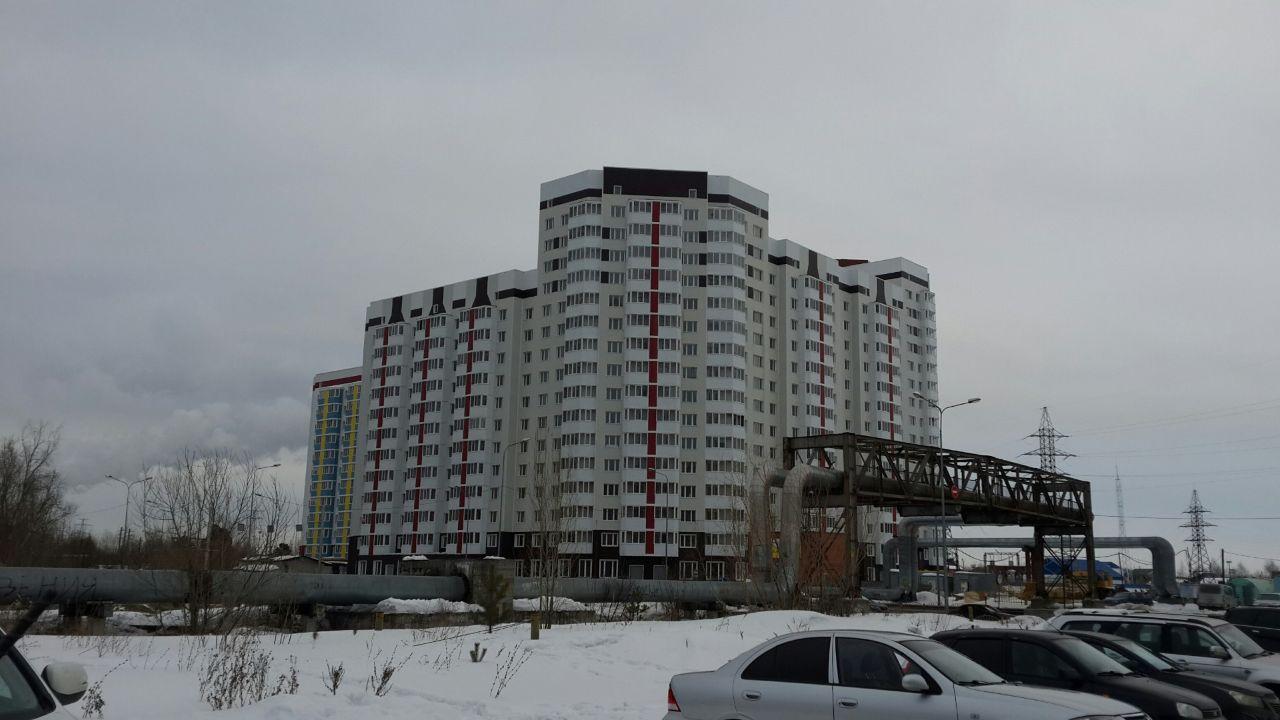 жилой комплекс по ул. Ивана Захарова